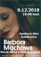 Barbora Mochowa a Marek Blaha & Unique quartet 1