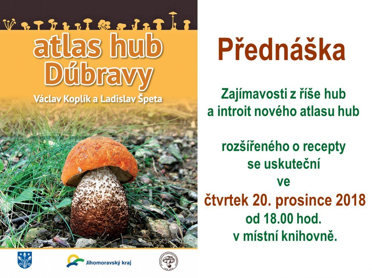 Přednáška - Zajímavosti z říše hub