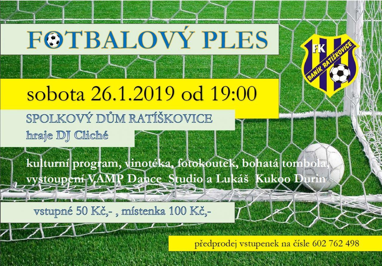 Ples FK Baník Ratíškovice 1