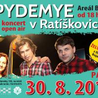 EPYDEMIE koncert open air 1
