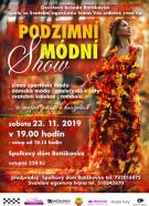 Podzimní Módní show 1