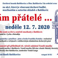 52. Mezinárodní festival dechových hudeb - ZRUŠENO 1