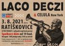 Koncert LACO DECZI a CELULA New York 1